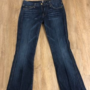 Petite 7 For All Mankind A Pocket Jeans 29 Inseam